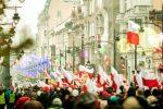 Święto Niepodległości, święto KOD w Łodzi [fotorelacja]