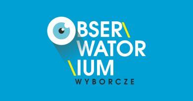 29.03 | OBSERWATORIUM WYBORCZE spotkanie inauguracyjne
