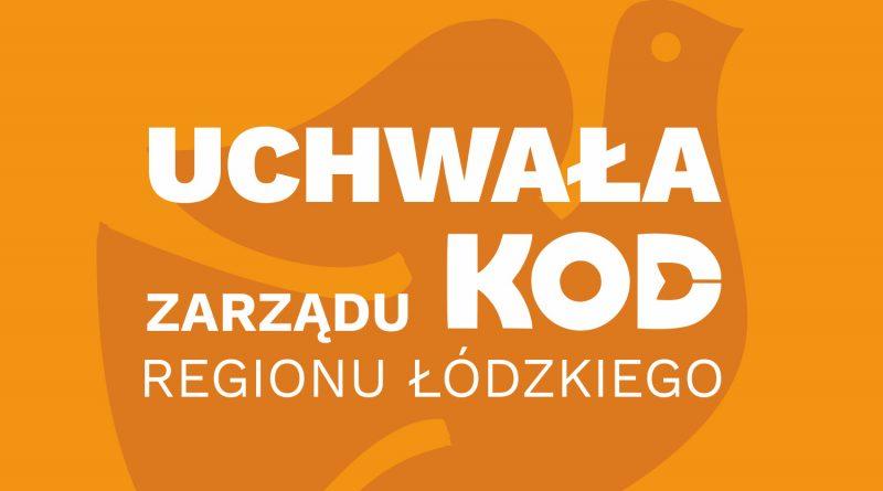 Uchwała ZR nr 34/02/2020 – czyli Dziękujemy!