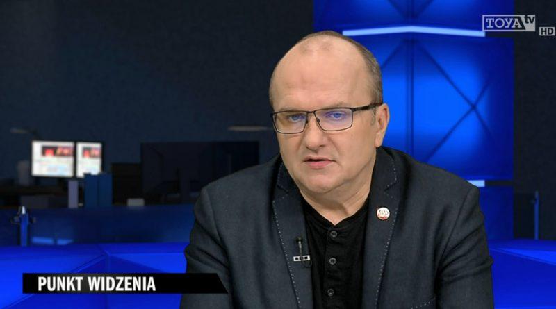 """""""W I turze będziemy popierali wszystkich prodemokratycznych kandydatów"""" – wywiad w TOYA TV"""